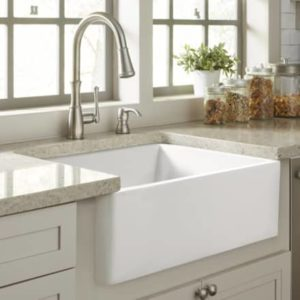 Farmhouse-Kitchen-Sinks-be-equipped-porcelain-kitchen-sink ...
